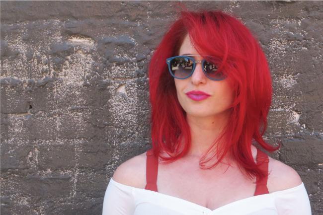 Redhead models pics